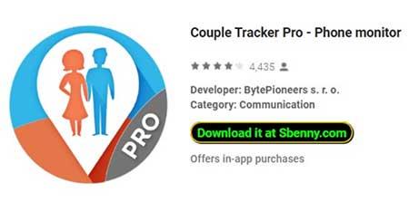 Couple Tracker - Monitoreo de teléfono para atrapar infieles