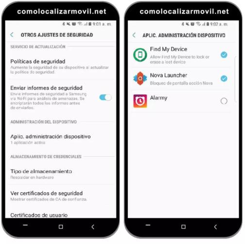 Cómo encontrar un Móvil / Celular sin apps instaladas