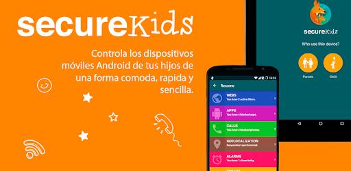 SecureKids, la aplicación para conocer dónde están nuestros hijos