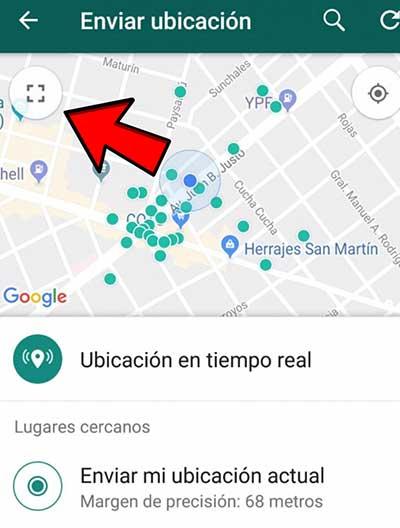 Cómo enviar ubicación falsa por WhatsApp Android o iPhone