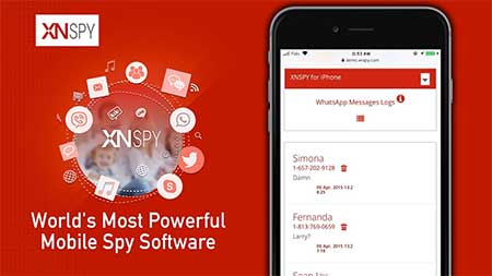 XNSPY - App completa para espiar celulares