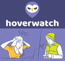 Hoverwatch app espia