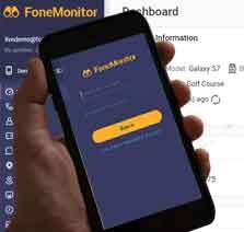 Fonemonitor Control Parental-Laboral de llamados