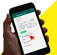 Recupera tus mensajes sin copia de seguridad de WhatsApp