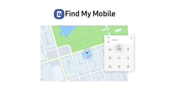 Recuperar pin con Find my Mobile